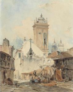 Edward Hildebrandt, 1844
