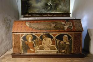 Sarcófago de Santa Rita