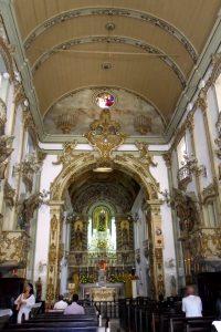 Arco cruzeiro monumental